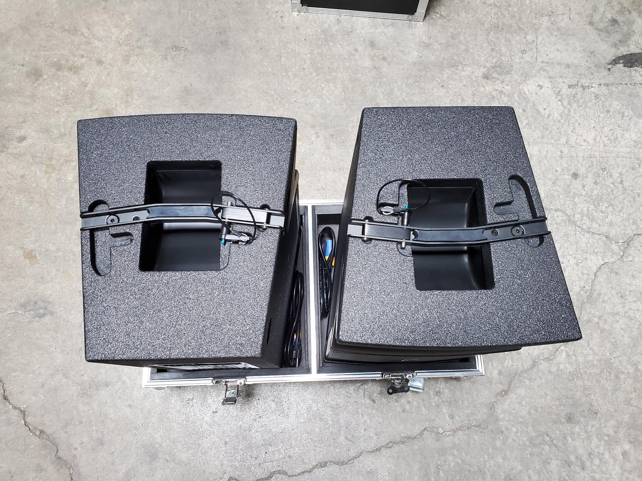 FCS12LAP  Active Line Array Road Case